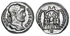 Ancient Coins - MAXIMIANUS, 286-305 AD.  AR Argentus.