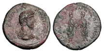 Ancient Coins - PONTOS, Amasia.   Lucius Verus, 161-169 AD.  AE34.  ex. Hoffman collection.