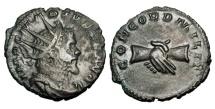 Ancient Coins - MARIUS, 268 AD.  Æ Antoninianus.