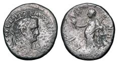 Ancient Coins - ROMAN EGYPT. Vespasian, 69-79 AD.  AR Tetradrachm.   ex Art institute of Chicago collection.