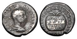 Ancient Coins - THRACE, Philippopolis.  Elagabalus, 218-222 AD. Æ24.