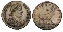 JULIAN II, 360-363 AD.  AE Double Centenionalis