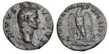 Ancient Coins - AUGUSTUS, 27 BC-14 AD.  Æ As.