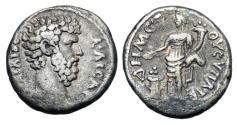Ancient Coins - ROMAN EGYPT.  Aelius Caesar, 137 AD.  Billon Tetradrachm.