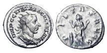 TREBONIANUS GALLUS, 251-253 AD.  AR Antoninianus