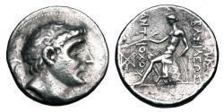 Ancient Coins - SELEUKID KINGDOM.  Antiochos II,  261-246 BC.  AR Tetradrachm.