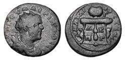 Ancient Coins - CILICIA, Anazarbos.  Valerian I, 253-260 AD.  Æ24.