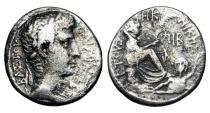Ancient Coins - Antioch.  Augustus, 27 BC-14 AD.  AR Tetradrachm