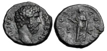 Ancient Coins - AELIUS, as Caesar. 136-138 AD.  AE As.