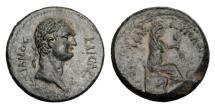 Ancient Coins - CILICIA, Flaviopolis-Flavias.  Domitian, 81-96 AD.  Æ22.