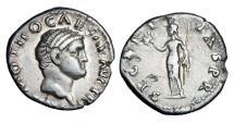 Ancient Coins - OTHO, Jan-Apr 69 AD.  AR Denarius.