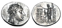 Ancient Coins - BITHYNIAN KINGDOM.  Nikomedes III, 128-95 BC.  AR Tetradrachm.