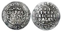 World Coins - GERMANY, Rostock.  XVII Century AD.  AR Sixteenth Daler …