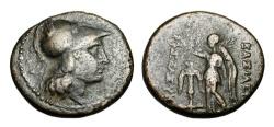 Ancient Coins - SELEUKID KINGDOM.  Seleukos II, 246-226 BC.  Æ20.