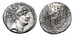 Ancient Coins - SELEUKID KINGDOM. Philip Philadelphos, 93-83 BC.  AR Tetradrachm.