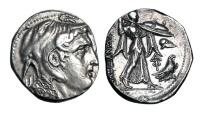 Ancient Coins - PTOLEMAIC KINGDOM.  Ptolemy I, 323-283 BC. AR Tetradrachm.