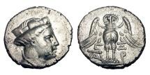 Ancient Coins - PONTOS, Amisos.  IV Century  BC.  AR Half Siglos.