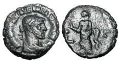 Ancient Coins - ROMAN EGYPT.  Maximianus, 296-305 AD.  Potin Tetradrachm …