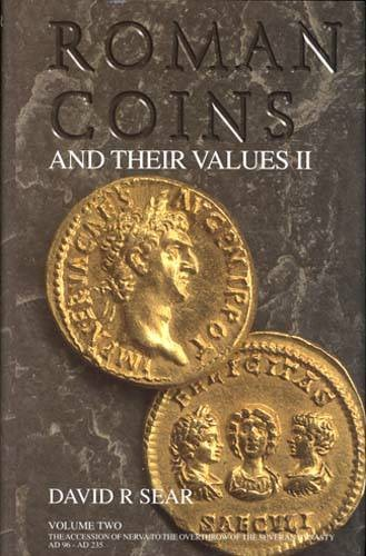 Ancient Coins - Sear, David.  Roman Coins and Values Vol 2