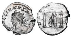 Ancient Coins - GALLIENUS, 253-268 AD.  AR Antoninianus.