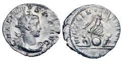 Ancient Coins - GALLIENUS, 253-268 AD.  AR Antoninianus