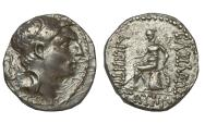 Ancient Coins - DEMETRIOS I SOTER