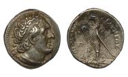 Ancient Coins - PTOLEMY I SOTER KING OF EGYPT