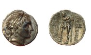 Ancient Coins - DEMETRIOS I POLIOKETES KING OF MACEDONIA