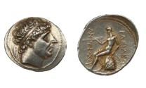 Ancient Coins - ANTIOCHOS I KING OF SYRIA