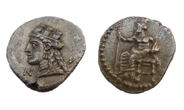 Ancient Coins - NAGIDOS/CILICIA