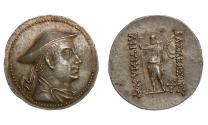 Ancient Coins - ANTIMACHOS I, THEOS