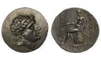 Ancient Coins - ANTIOCHOS HIERAX