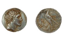 Ancient Coins - ALEXANDER I BALAS KING OF SYRIA
