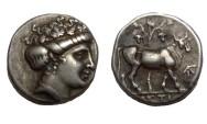 Ancient Coins - EUBOIA HISTIAIA