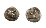 Ancient Coins - ALEXANDER III
