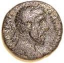 Ancient Coins - Gadara, Lucius Verus, 161 - 169 CE