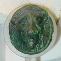 Ancient Coins - A Roman Period Bronze Lion Mask