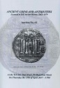 Ancient Coins - Auction No. 62 Catalog of Ancient Coins and Antiquities