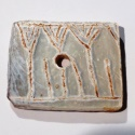 Ancient Coins - A Decorated Shell Inlay