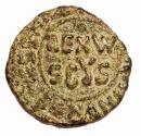 Ancient Coins - Follaro Gugliemo II, 1166 - 1189 CE