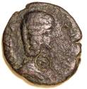 Ancient Coins - Petra, Julia Domna, 193 - 217 CE