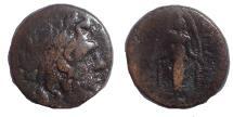 Ancient Coins - Phrygia Apameia. Circa 133-48 BC. Æ 19
