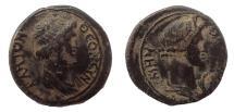 Ancient Coins - Mysia, Pergamum. Pseudo-autonomous issue. Circa AD 40-60