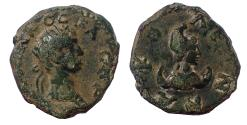 Ancient Coins - Phrygia, Nacolea. Trajan (98-117). Ae. 16. Extremely Rare.