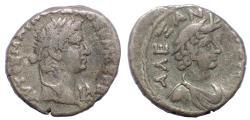 Ancient Coins - Egypt, Alexandria. Otho. AD 69. BI Tetradrachm. Rare.