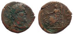 Ancient Coins - Macedonia, Amphipolis Septimius Severus, 193-211, Æ 23