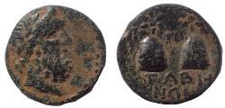 Ancient Coins - Caria. Tabai circa 100-0 BC. Æ 16. Rare