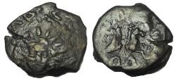 Ancient Coins - Sarmatia, Olbia, c. 220-175 BC, Ae 22, Rare.