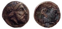 Ancient Coins - Mysia, Adramytion. 4th century BC. Æ 12