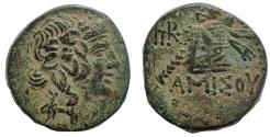 Ancient Coins - Pontos, Amisos. temp. Mithradates VI Eupator. Circa 85-65 BC. Æ 20